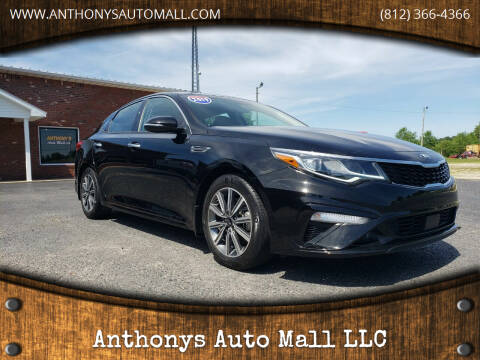 2019 Kia Optima for sale at Anthonys Auto Mall LLC in New Salisbury IN