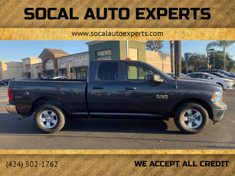 2017 RAM Ram Pickup 1500 for sale at SoCal Auto Experts in Culver City CA