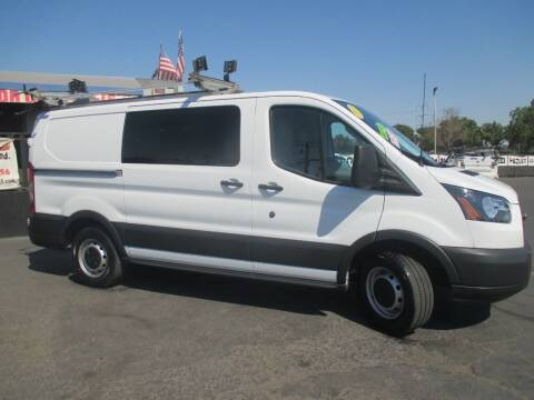 2017 Ford Transit Cargo for sale at Quick Auto Sales in Modesto CA