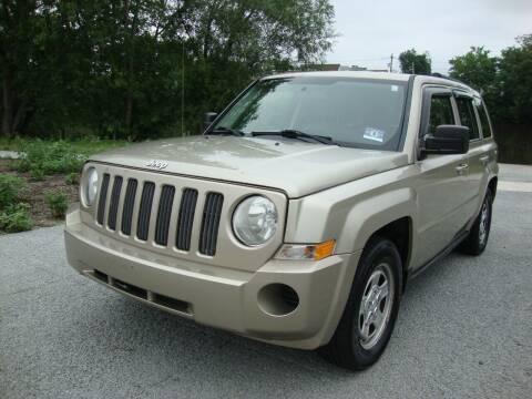 2010 Jeep Patriot for sale at Discount Auto Sales in Passaic NJ