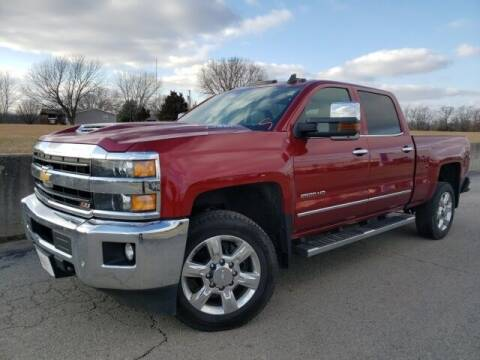 2019 Chevrolet Silverado 2500HD for sale at BOB HART CHEVROLET in Vinita OK