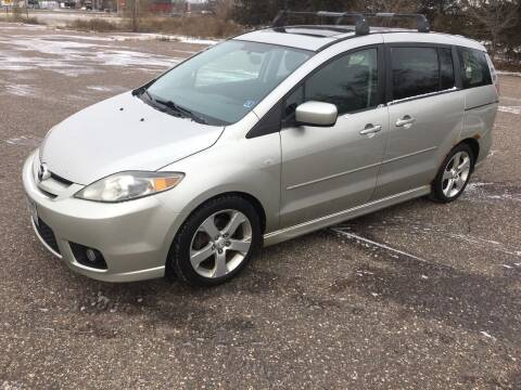 2006 Mazda MAZDA5 for sale at Major Motors Automotive Group LLC in Ramsey MN