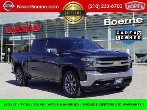 2019 Chevrolet Silverado 1500 for sale at Nissan of Boerne in Boerne TX