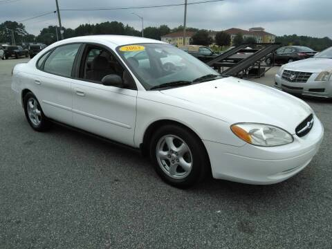 2003 Ford Taurus for sale at Kelly & Kelly Supermarket of Cars in Fayetteville NC