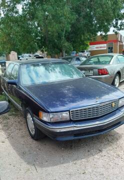 1996 Cadillac DeVille for sale at Good Guys Auto Sales in Cheyenne WY