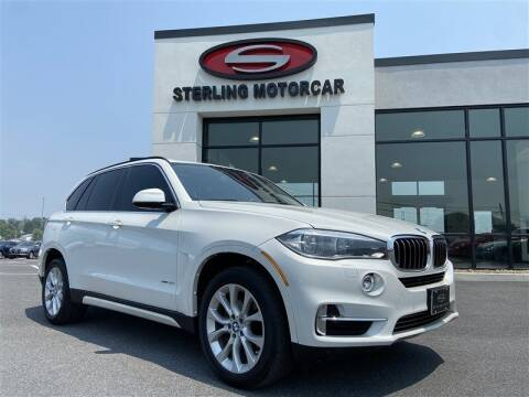 2015 BMW X5 for sale at Sterling Motorcar in Ephrata PA