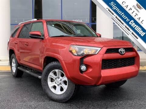 2016 Toyota 4Runner for sale at Southern Auto Solutions - Capital Cadillac in Marietta GA