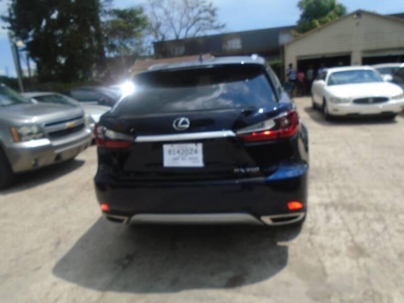 2020 Lexus RX 350 4dr SUV - Houston TX