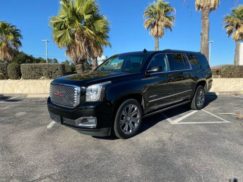 2015 GMC Yukon XL for sale at Motorcars Group Management - Bud Johnson Motor Co in San Antonio TX
