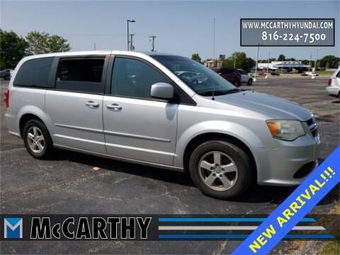 2011 Dodge Grand Caravan for sale at Mr. KC Cars - McCarthy Hyundai in Blue Springs MO