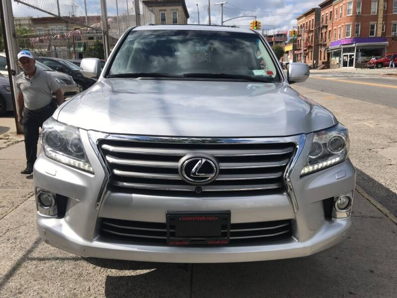 2013 Lexus LX 570 for sale at Luxury 1 Auto Sales Inc in Brooklyn NY