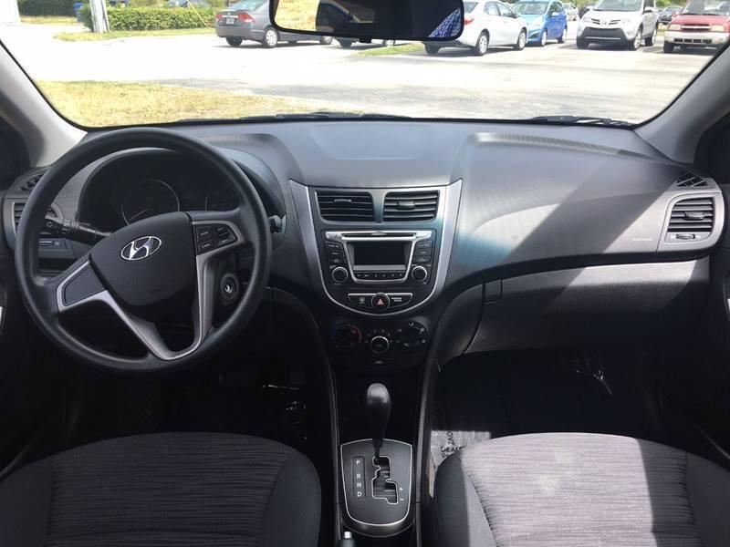 2015 Hyundai Accent GS 4dr Hatchback - Miami FL
