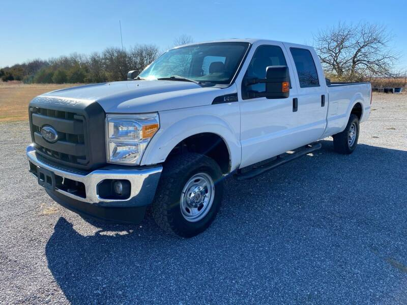 2012 Ford F-250 Super Duty for sale at FAIRWAY AUTO SALES in Augusta KS
