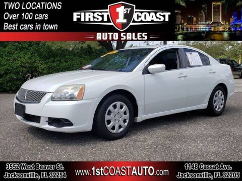 2012 Mitsubishi Galant for sale at 1st Coast Auto -Cassat Avenue in Jacksonville FL