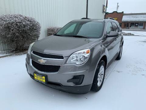 2012 Chevrolet Equinox for sale at DAVENPORT MOTOR COMPANY in Davenport WA