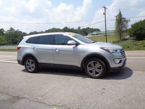 2016 Hyundai Santa Fe for sale at Car Depot Auto Sales Inc in Seymour TN