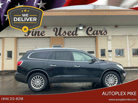 2011 Buick Enclave for sale at Autoplex MKE in Milwaukee WI