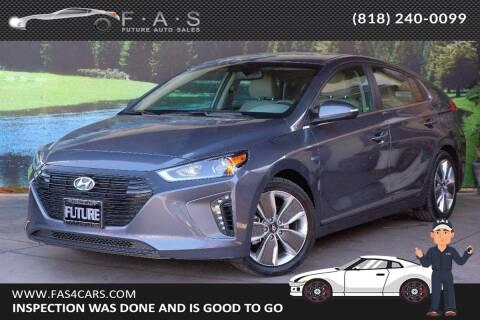 2017 Hyundai Ioniq Hybrid for sale at Best Car Buy in Glendale CA