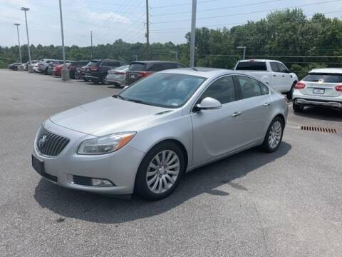 2013 Buick Regal for sale at CU Carfinders in Norcross GA