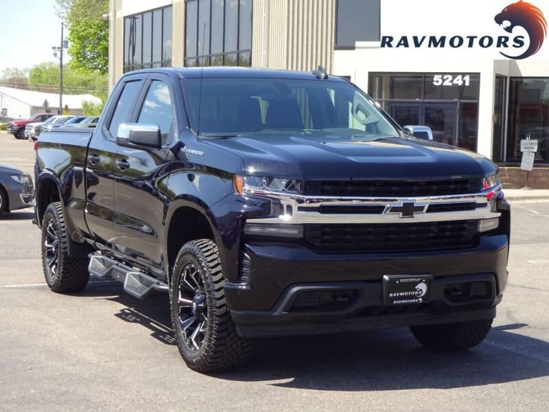 2019 Chevrolet Silverado 1500 for sale in Crystal, MN
