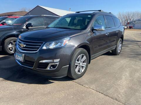 2017 Chevrolet Traverse for sale at Hill Motors in Ortonville MN