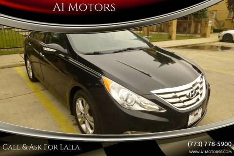 2013 Hyundai Sonata for sale at A1 Motors Inc in Chicago IL