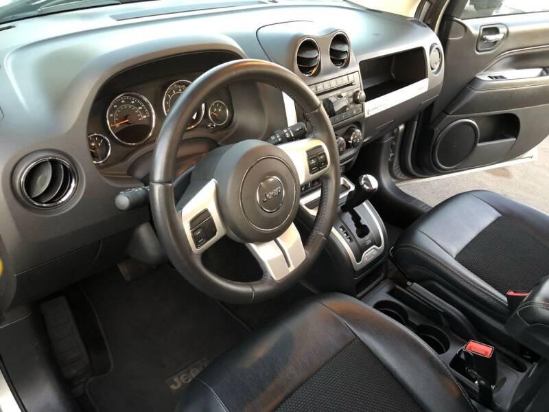 2017 Jeep Compass 4x4 Latitude 4dr SUV - El Cerrito CA