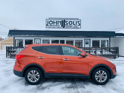 2014 Hyundai Santa Fe Sport for sale at John Solis Automotive Village in Idaho Falls ID