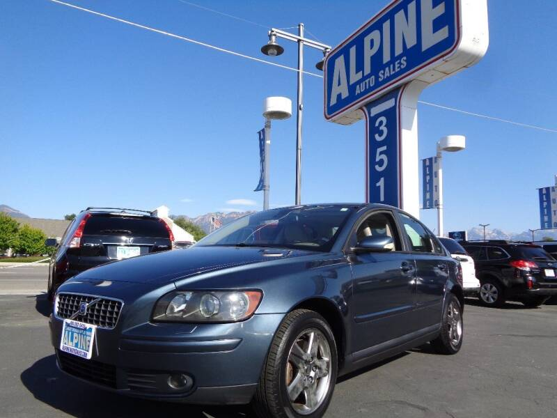 2006 Volvo S40 for sale at Alpine Auto Sales in Salt Lake City UT