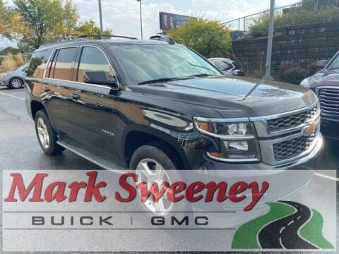 2016 Chevrolet Tahoe for sale at Mark Sweeney Buick GMC in Cincinnati OH
