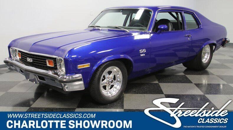 1974 Chevrolet Nova for sale in Concord, NC