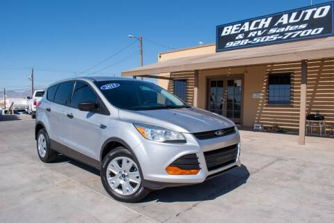 2013 Ford Escape for sale at Beach Auto and RV Sales in Lake Havasu City AZ