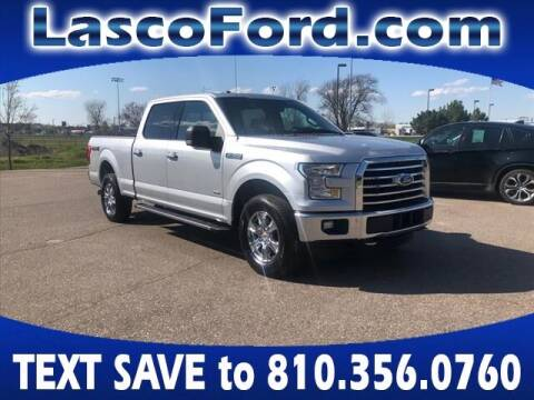 2015 Ford F-150 for sale at LASCO FORD in Fenton MI