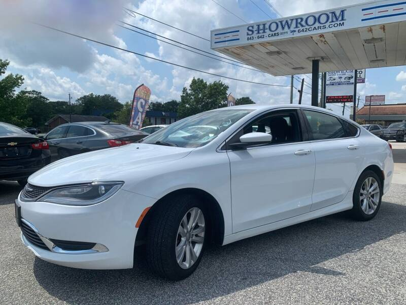 2016 Chrysler 200 for sale at Showroom Auto Sales of Charleston in Charleston SC