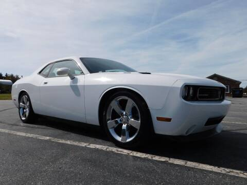 2010 Dodge Challenger for sale at Used Cars For Sale in Kernersville NC