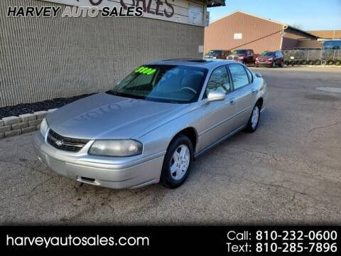 2005 Chevrolet Impala for sale at Harvey Auto Sales, LLC. in Flint MI
