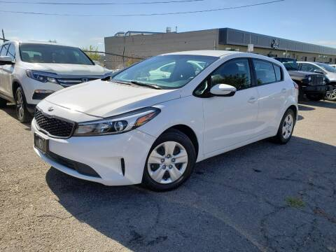 2017 Kia Forte5 for sale at High Line Auto Sales in Salt Lake City UT