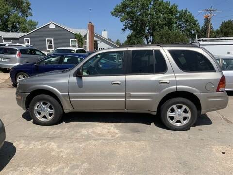 2002 Oldsmobile Bravada for sale at Daryl's Auto Service in Chamberlain SD