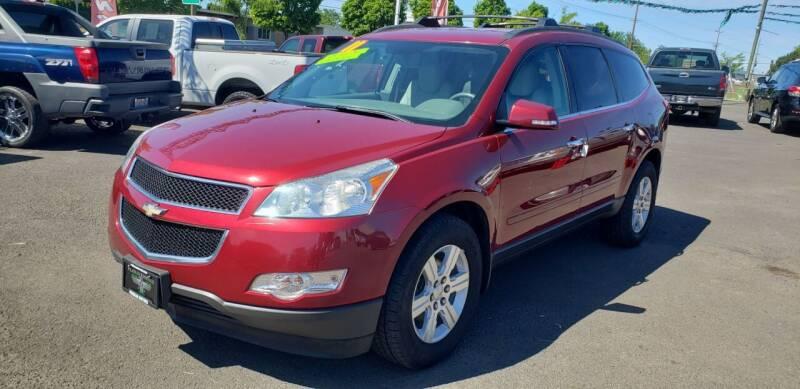 2011 Chevrolet Traverse for sale at Persian Motors in Cornelius OR