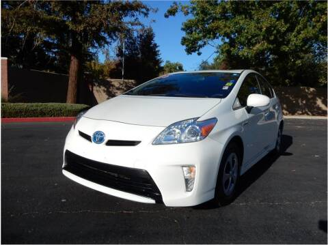 2015 Toyota Prius for sale at A-1 Auto Wholesale in Sacramento CA
