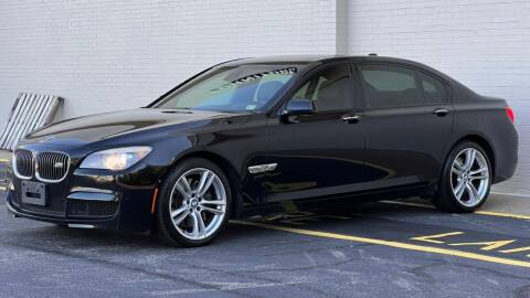 2012 BMW 7 Series for sale at Carland Auto Sales INC. in Portsmouth VA