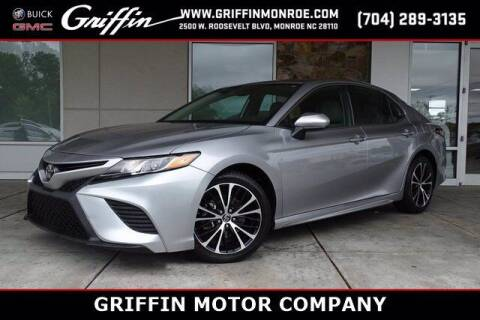 2019 Toyota Camry for sale at Griffin Buick GMC in Monroe NC