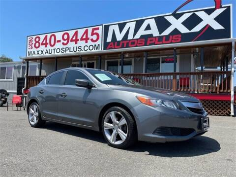 2014 Acura ILX for sale at Maxx Autos Plus in Puyallup WA