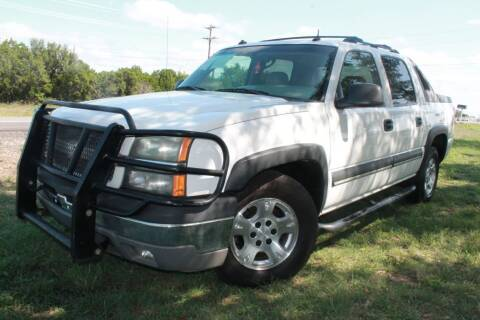 2003 Chevrolet Avalanche for sale at Elite Car Care & Sales in Spicewood TX