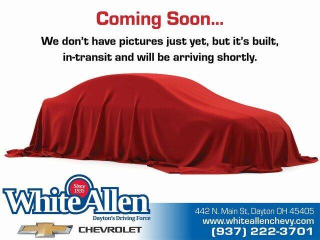 2021 Chevrolet Equinox for sale at WHITE-ALLEN CHEVROLET in Dayton OH