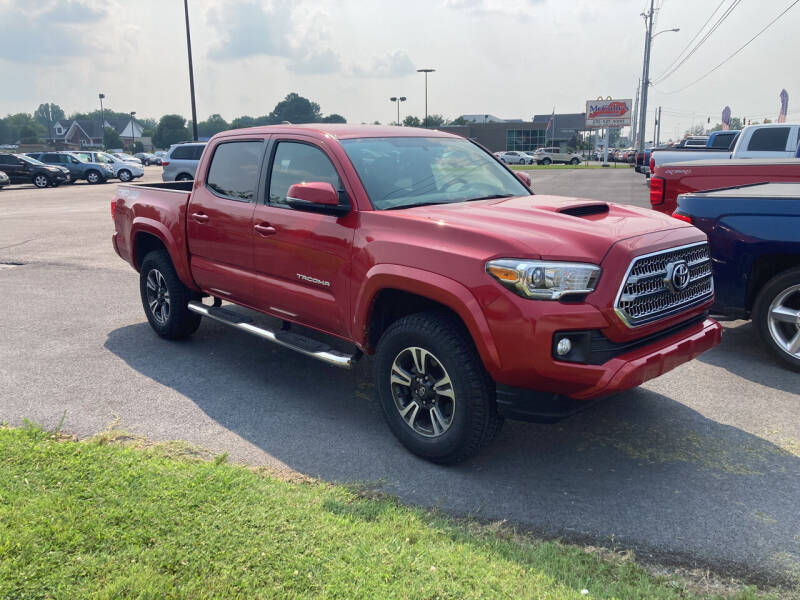2017 Toyota Tacoma for sale at McCully's Automotive - Trucks & SUV's in Benton KY