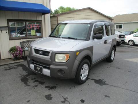 2003 Honda Element for sale at TRI-STAR AUTO SALES in Kingston NY