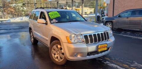 2009 Jeep Grand Cherokee for sale at Exxcel Auto Sales in Ashland MA