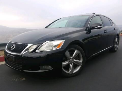 2008 Lexus GS 350 for sale at Trini-D Auto Sales Center in San Diego CA