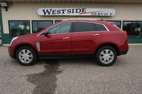 2013 Cadillac SRX for sale at West Side Service in Auburndale WI